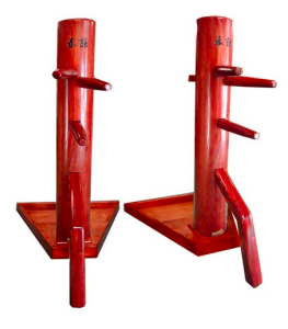 wing chun dummy with free stand