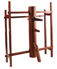 traditional wing chun dummy